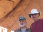"Ralph ""Whitey"" D'Alessandro & Stephen ""The Rifleman"" Gartrell at Arches National Park - 4/4"