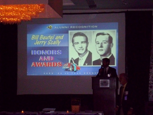 The Gracious Donors Awards to Bill Beutel and Jerry Scally
