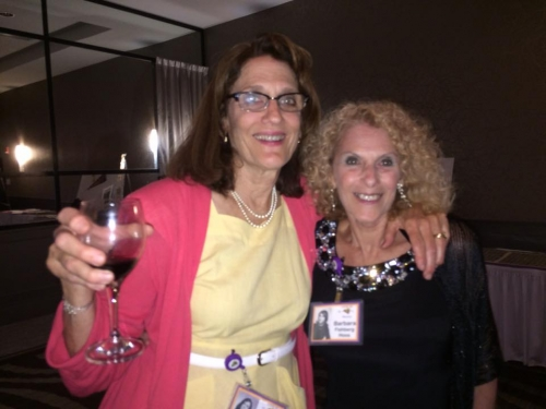 Sue Coletta, Barbara Fishberg