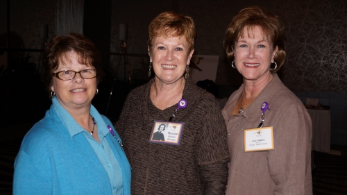 Wendy Seifried, Susan Butler, Jane DeMeis