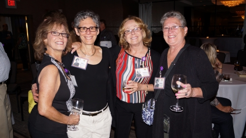 Barbara Farsetta, Ellen Mokover, Nancy Robinson, Betty Basnight