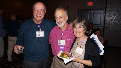 Mr. 'D.', Ralph D'Alessandro and wife, Linda