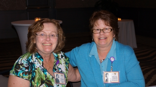Carol Pedersen, Wendy Seifried